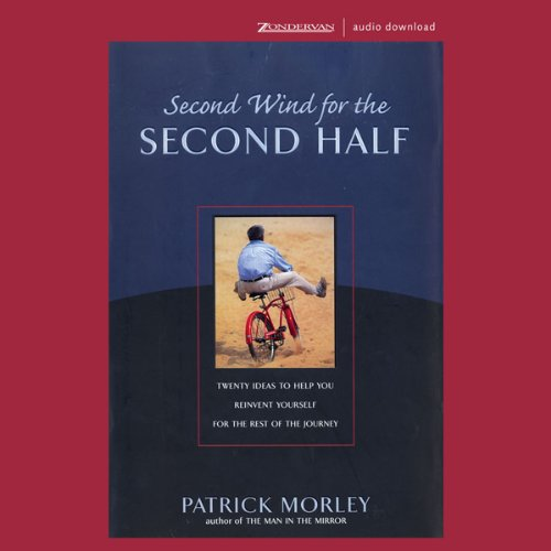 Second Wind for the Second Half cover art