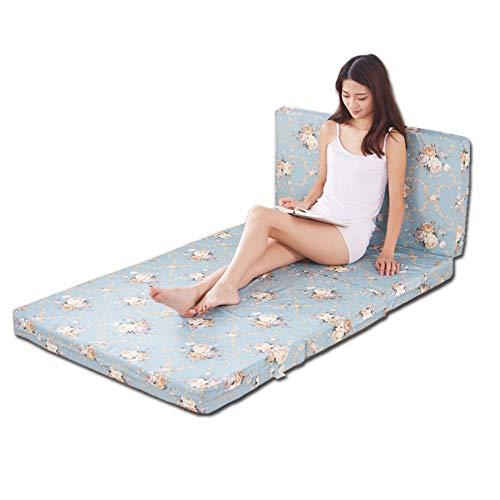SL&CL dikker matras, vochtbestendige matten 1,5 1,8 m studentenslaapzaal Tatami zacht bed opvouwbare vloer wassen draagbare slaapkussen