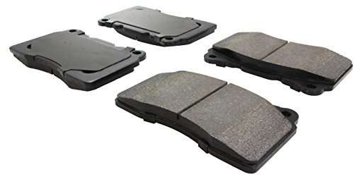 StopTech 309.10010 Sport Brake Pads with Shims