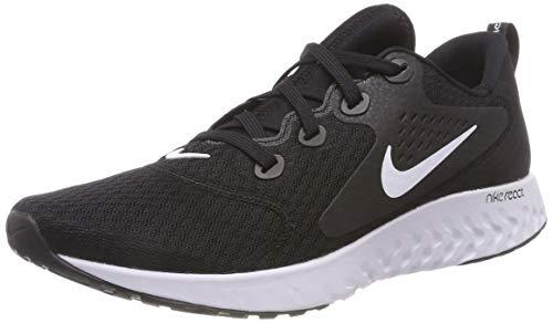 Nike Men's Legend React Fitness Shoes, Black (Black/White 001), 9 UK
