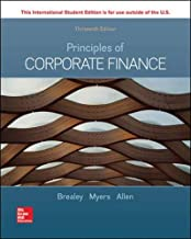 principles of corporate finance brealey myers