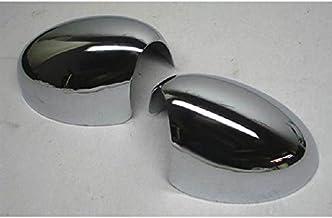 2 pezzi per Mini Cooper R55 R56 R57 R58 R60 solo con specchio pieghevole a scacchi Artudatech Coperture per specchietto retrovisore