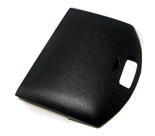 Desconocido Tapa de la Batería para Sony PSP 1000 1004 100X Color Negro Tapadera Trasera Plastico