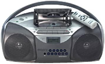 SONY  CFD-S200 CD Radio Cassette Recorder Boombox