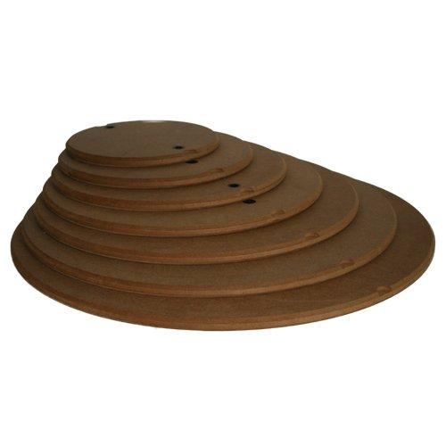 "WonderBat Round Bat for Pottery Wheels, 16"" Diameter"