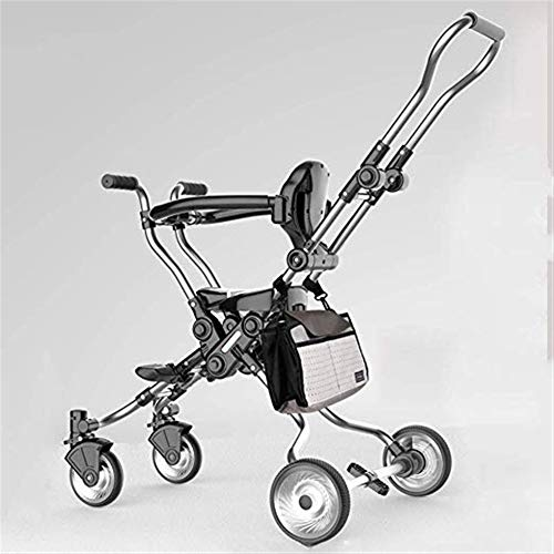 Why Choose Goquik Portable Folding Stroller, Aircraft Accessibility, Simple High View, Suitable for ...