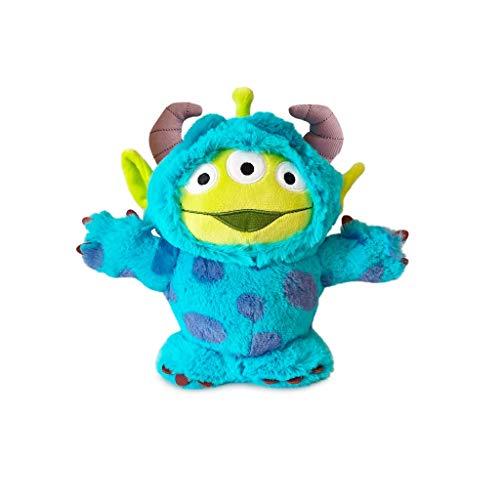 DS Disney Store Peluche Remix Alien Toy Story Edicin Limitada Sulley Monsters & Co Original