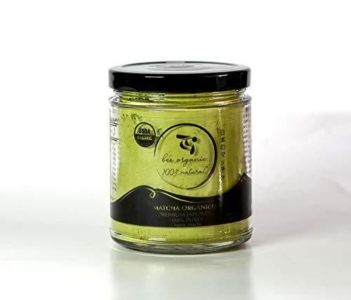 Matcha marca Bee Organic
