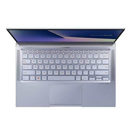 14-inch ASUS ZenBook Full HD Intel Quad-Core i7 Laptop