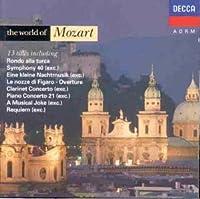 Mozart;World of