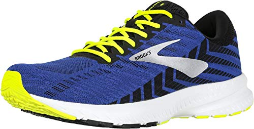 Brooks Launch 6 Blue/Black/Nightlife 9.5 D (M)