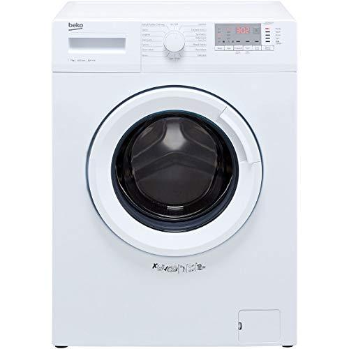 Beko WTG741M1W 7kg 1400rpm Freestanding Washing Machine -...