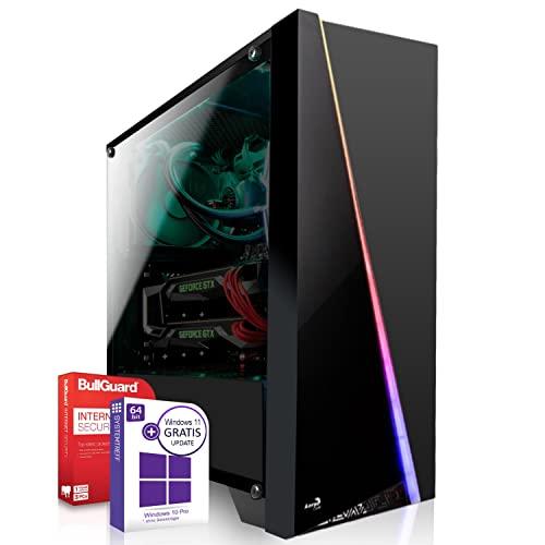 SYSTEMTREFF -  Multimedia Gaming PC