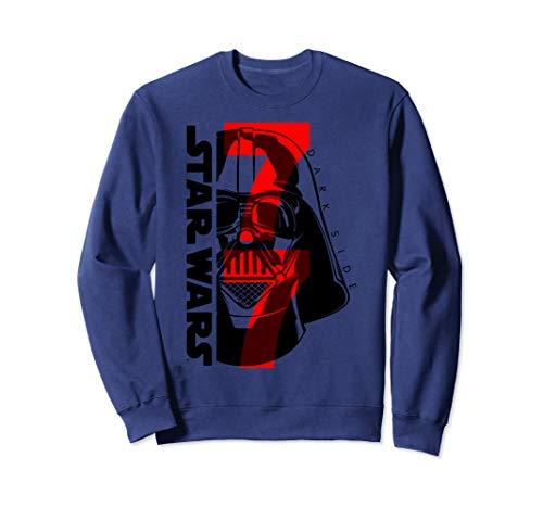Star Wars Darth Vader Vintage Dark Side Red 77 Sudadera