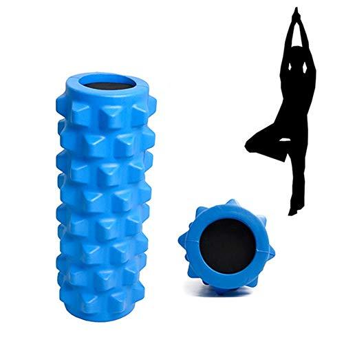 wersdf Rulo Pilates Rulo Masaje Muscular Rodillos de Espuma para músculos Ejercicio de Gimnasio de Suave Rodillo de Espuma