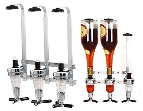 WYJ Tandy Bar Butler für 3 Flaschen