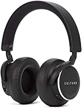 Culture V1 [Upgraded: BT 5.0] Wireless, Active Noise Canceling Headphones with Auto Pause/Play Sensors, Swipe Controls, Qu...