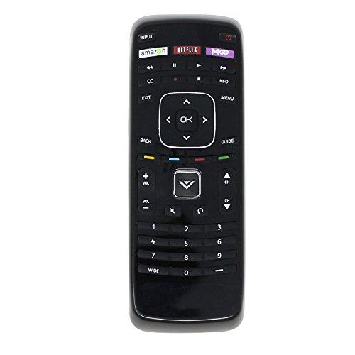 Replacement Smart TV Remote Control for E600I B3,E550I B2,E500I B1,D650I B2,E480I B2,E400I B2,E601I A3E,E3D320VX,E241I B1,E24 C1,E500I A1,E470I A0 - Compatible with XRT112 VIZIO TV Remote Control