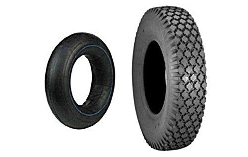 Reifen inkl. Schlauch 4.10/3.50-5 4PR S-356 für Aufsitzmäher