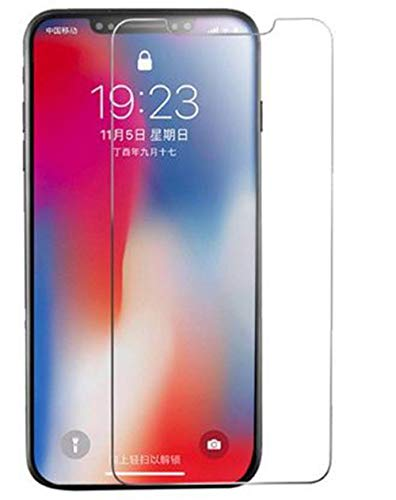 Jump Start Full Coverage Full Adhesive Glue Nano Shield Curve Fit Soft Film (NOT Tempered Glass) for Apple iPhone Xs