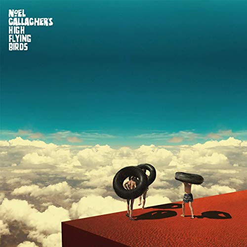 Noel Gallagher's High Flying Birds – Wait And Return EP - EP, Single, Limited Edition, Teal