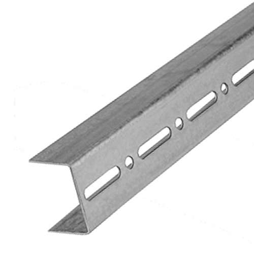 100mm x 3m UA Profil Türsturz Fenster Metall Aussteifungsprofil Ständerprofil