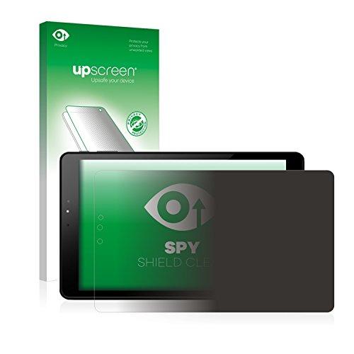 upscreen Anti-Spy Blickschutzfolie kompatibel mit Allview Viva H1002 LTE Privacy Screen Sichtschutz Bildschirmschutz-Folie
