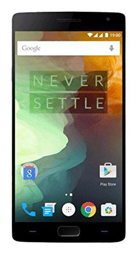 OnePlus A2003 OnePlus 2 Smartphone ohne SIM-Lock & Net-Lock (64 GB) Sandstone schwarz