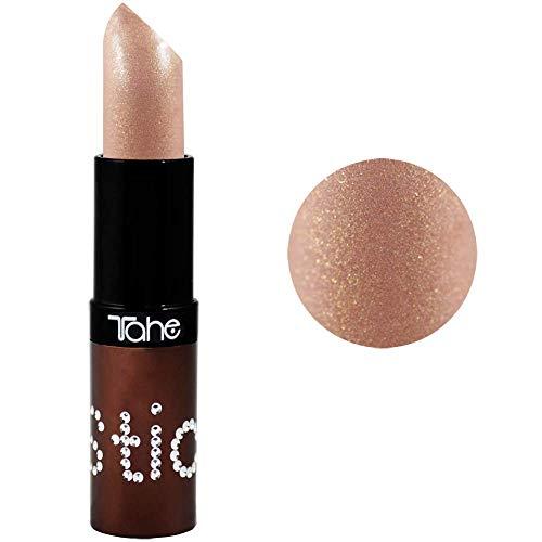 Tahe Colour Shine Strass Lippenstift, Nein.101 Nude, 4 g