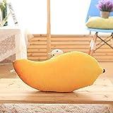 CTDMMJ Plüsch Früchte Spielzeug Hami Melone Erdbeere Mango Kiwi Pawpaw Durian Pfirsich Apfel...
