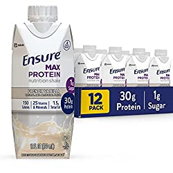 in budget affordable Make sure you have a Max Protein Nutritional Shake with 30g protein, 1g sugar, high protein shakes, French….