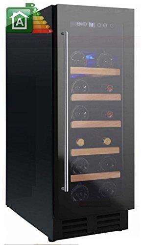 Nevada - Cantina Vino NW20S-FG con Porta Full Glass da 29,5cm