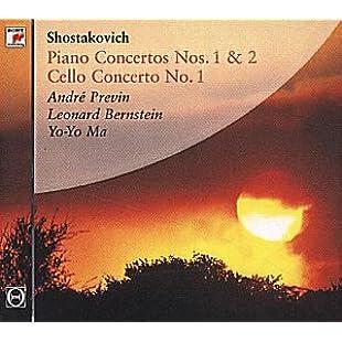 Shostakovich Piano Concertos Nos. 1 & 2 / Cello Concerto No. 1
