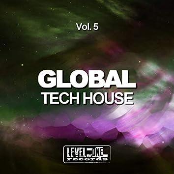 Global Tech House, Vol. 5