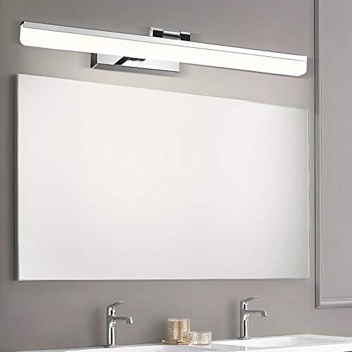 Wowatt Lámpara de Espejo LED 14W 1120LM Aplique Espejo Baño 220V 60cm...