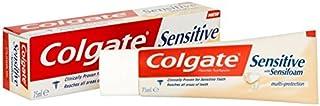 Colgate Sensitive Foam Multi Protect Toothpaste 75ml - コルゲート敏感な泡は、マルチ歯磨き粉75ミリリットルを保護します [並行輸入品]