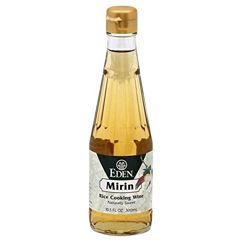 EDEN FOODS COOKING WINE SEAS MIRIN, 10.5 OZ - PACK OF 2