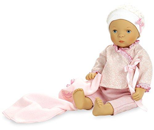 Petitcollin petitcollin613504bibichou Lena Baby Puppe