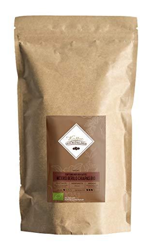 Kaffee Duckdalben |Mexico Berilo Chiapas Bio | 100 % Bio Kaffee (250g (ganze Bohnen - geröstet))