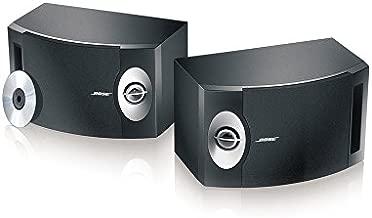 Bose 201 Direct/Reflecting speaker system - 29297,Black