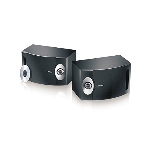 Bose 201 Direct/Reflecting speaker system - Black