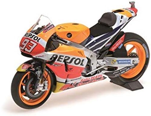 liquidación hasta el 70% Minichamps 182161193 1 18 Honda Honda Honda RC213V Marc Marquez MotoGP 2016-182161193, Multi  nuevo sádico