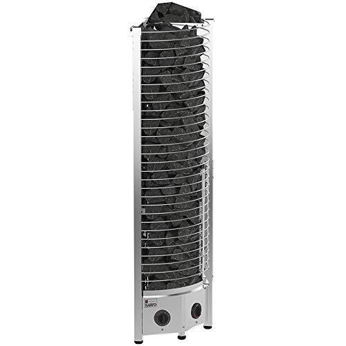 Sawo Tower Corner TH3 4,5kW Elektrische Saunaofen mit integrierte Steuerung (NB-Modell)