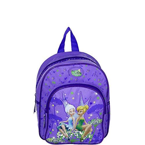 Disney Feen Kindergartenrucksack - Tinker Bell, Naseweis - Lila
