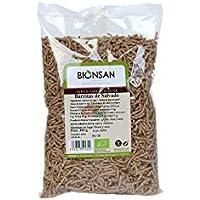 Bionsan Barritas de Salvado Ecológicas - 3 Bolsas de 300 gr - Total : 900 gr