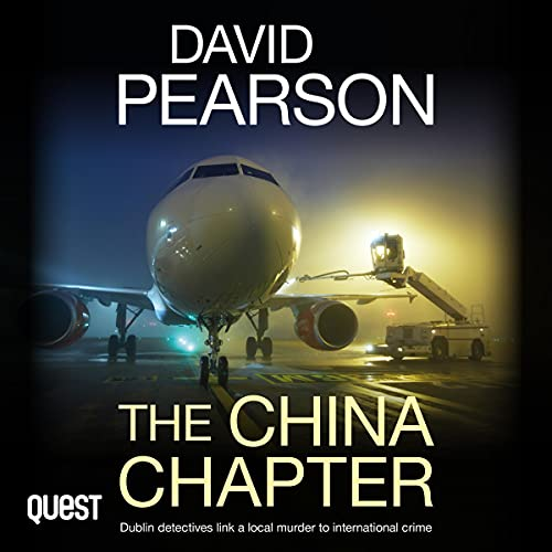 The China Chapter cover art