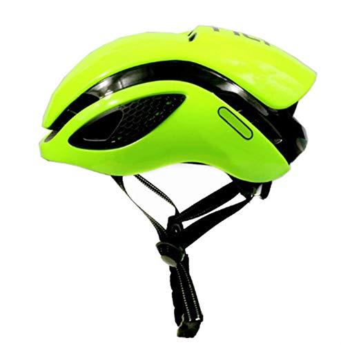 min min Juego Casco de Ciclismo Rojo Road Bike Casco, Casco de Bicicletas Aviación Casquillo Deportivo Equipo al Aire Libre (Color: D) (Color : D)