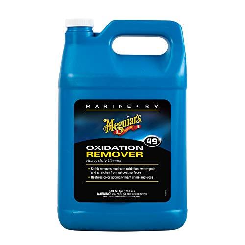 Meguiar's M4901 Marine/RV Heavy Duty Oxidation Remover 1 Fluid Gallon