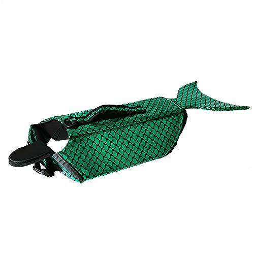 SSeir reddingsvest voor honden, zwemhulp voor reddingszwemmers kleding voor gekleurde voor huisdieren verstelbare reddingsvest voor kleine en middelgrote honden