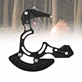 CSYHJRS Mountain Bike Chain Guide Tensioner, Road Bicycle MTB Protector, 32T-38T Frame Guard, Single Disc Chain Guide